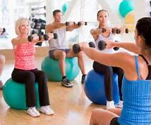 exercise happy