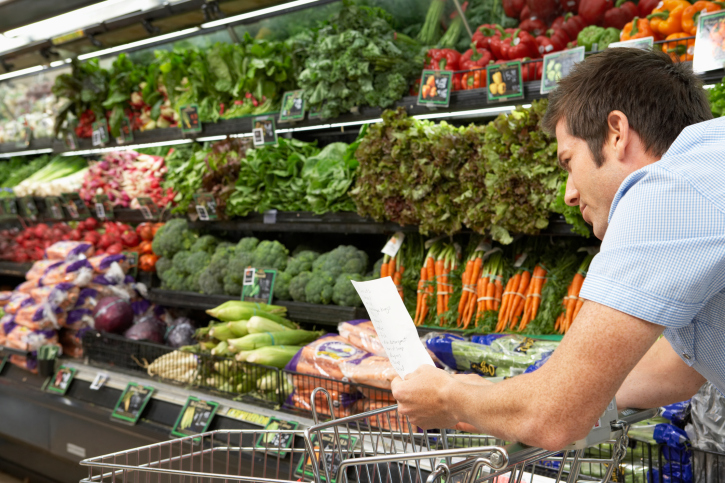 Healthy Food Choices Start in the Store