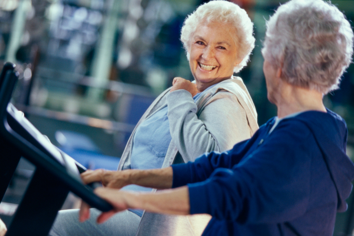 Exercise Q&A for Seniors