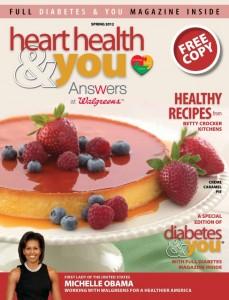 Diabetes & You, Spring 2012