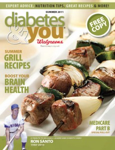 Diabetes & You, Summer 2011