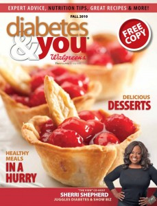 Diabetes & You, Fall 2010